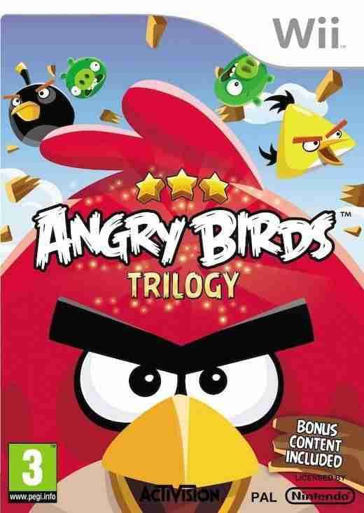 Descargar Angry Birds Trilogy [English][USA][KDZ] por Torrent